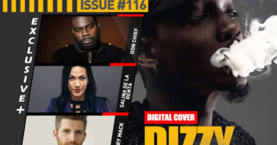 The Hype Magazine Issue #116 featuring Dizzy Wright and More