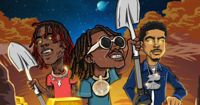 RICH FOREVER 4 *OUT NOW* FT. RICH THE KID, FAMOUS DEX, JAY CRITCH, + MORE!