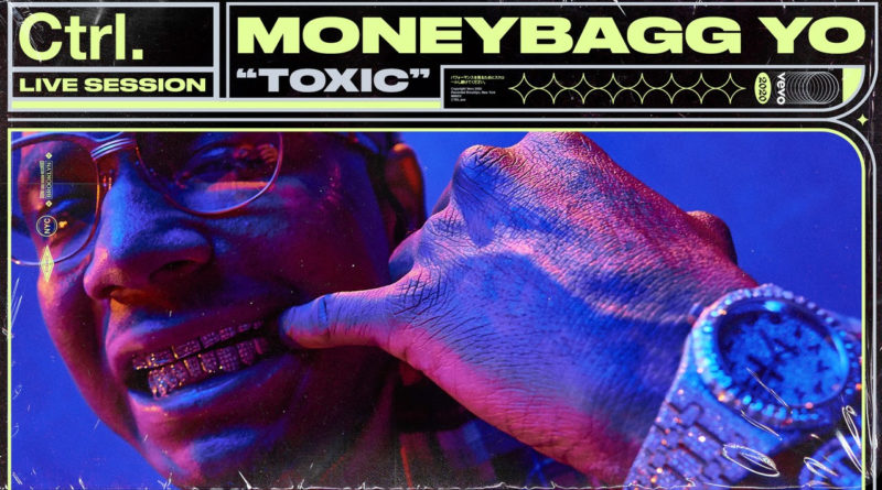 Vevo presents Moneybagg Yo performances for Ctrl