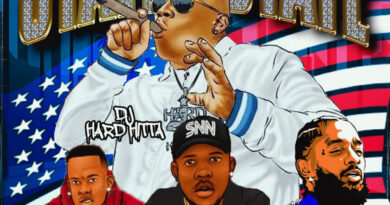 "DJ HARD HITTA ft. Nipsey Hussle , GMAC, & RJ ""State To State"" New Single!"